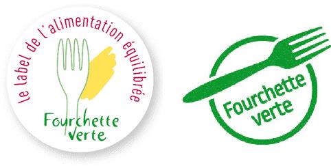 logos fourchette verte
